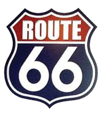 Kinderdisco-Route-66
